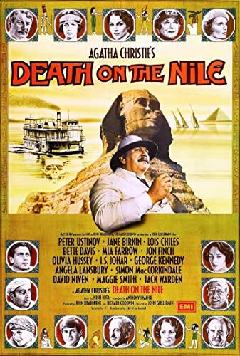 Death on the Nile 1978 RESTORED 1080p BluRay x265-RARBG