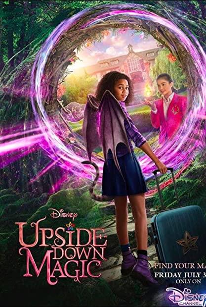 Upside-Down Magic 2020 Disney 720p HDTV X264 Solar