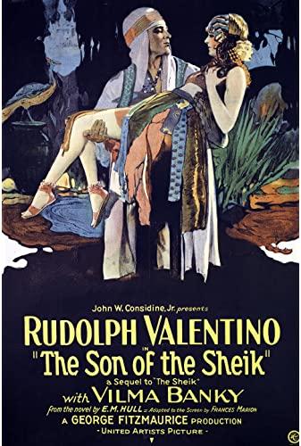 The Son of the Sheik 1926 720p BluRay H264 AAC-RARBG