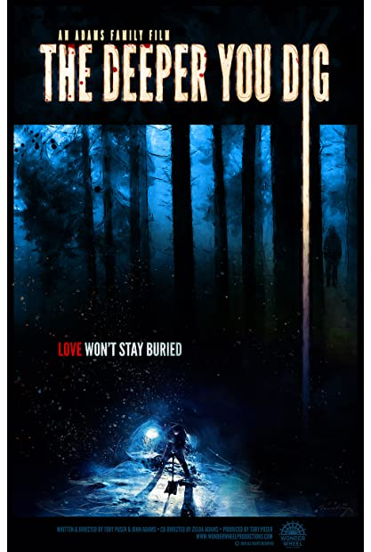 The Deeper You Dig (2019)HDRip 720p Hindi-Dub Dual-Audio x264