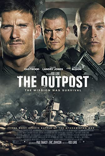 The Outpost 2020 720p BRRip XviD AC3-XVID