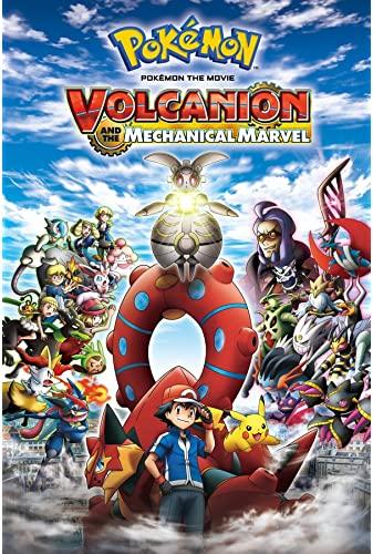 Pokmon the Movie Volcanion and the Mechanical Marvel (2016) [1080p] [BluRay] [5 1] [YTS MX]