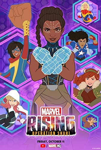 Marvel Rising Operation Shuri 2019 1080p WEBRip x265-RARBG