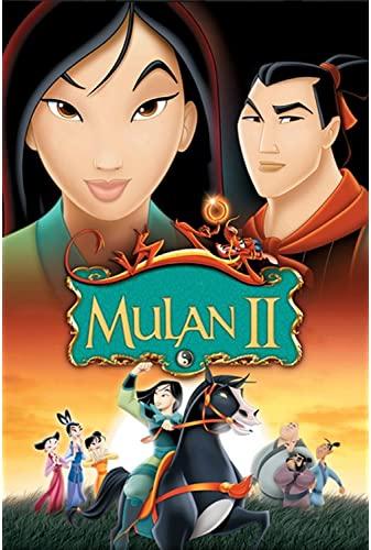 Mulan II 2004 1080p BluRay x265-RARBG