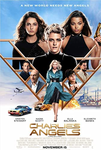 Charlies Angels 2019 1080p WEBRip x265-ZiTO