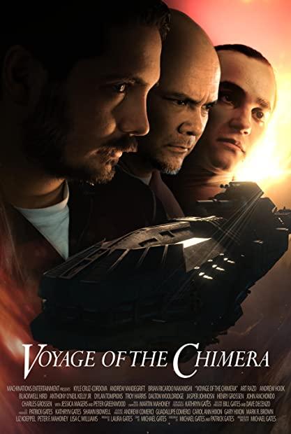 Voyage of the Chimera 2021 720p WEBRip 800MB x264-GalaxyRG