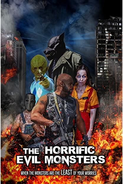 The Horrific Evil Monsters 2021 HDRip XviD AC3-EVO
