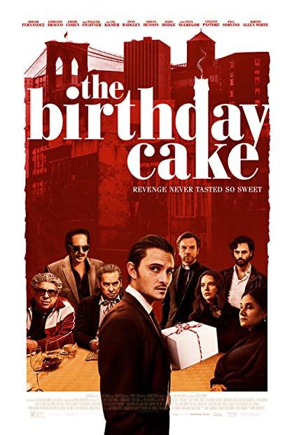 The Birthday Cake 2021 720p WEBRip 800MB x264-GalaxyRG