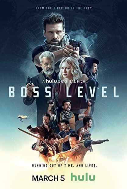 Boss Level (2021) Hindi Dub 1080p BDRip Saicord
