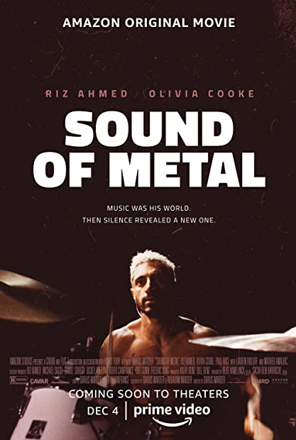 Sound of Metal (2019) Hindi Dub 720p BDRip Saicord