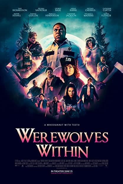 Werewolves Within 2021 720p WEBRip 999MB HQ x265 10bit-GalaxyRG