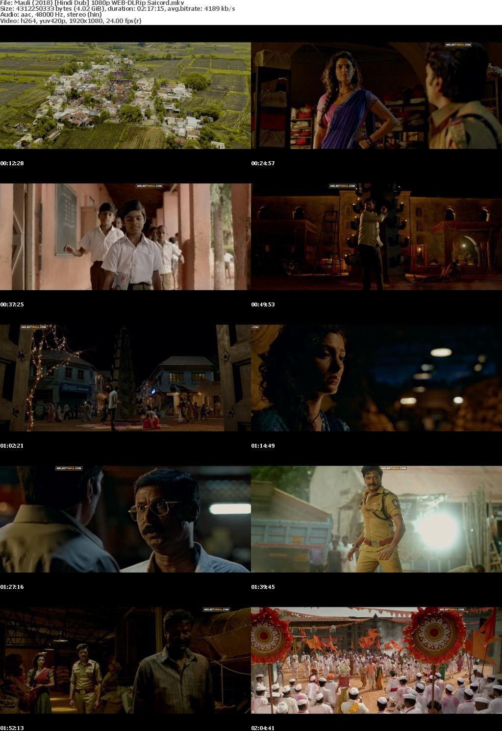 Mauli (2018) Hindi Dub 1080p WEB-DLRip Saicord