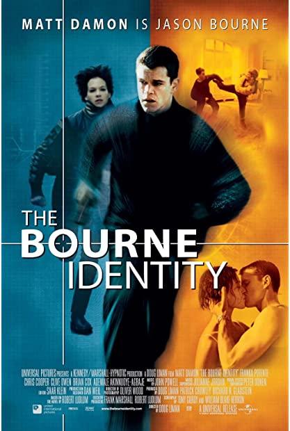 The Bourne Identity 2002 720p HD x264 MoviesFD