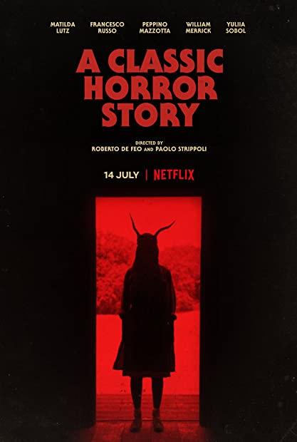 A Classic Horror Story (2021) Hindi Dub 1080p WEB-DLRip Saicord