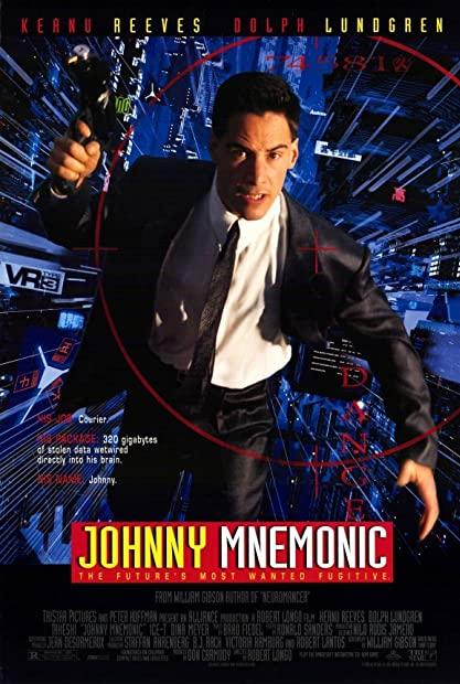 Johnny Mnemonic 1995 720p BluRay 999MB HQ x265 10bit-GalaxyRG