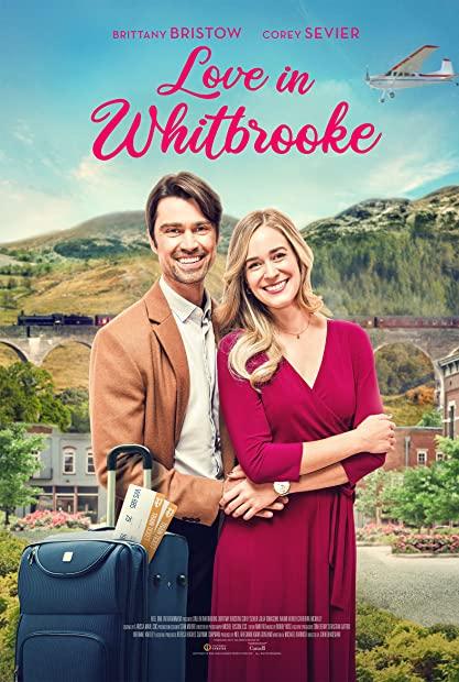 Love In Whitbrooke (2021) 720p WEB X264 Solar