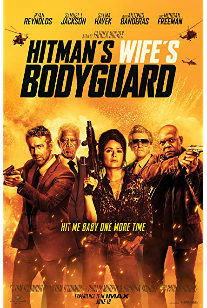 The Hitmans Wifes Bodyguard 2021 720P HD ACC MoviesFD