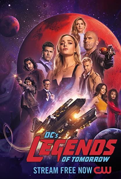DCs Legends Of Tomorrow S06E14 WEB x264-GALAXY