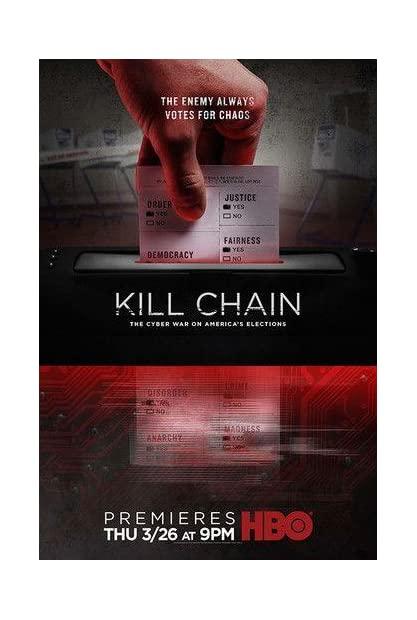 Kill Chain The Cyber War on Americas Election 2020 720p WEBRip 800MB x264-GalaxyRG