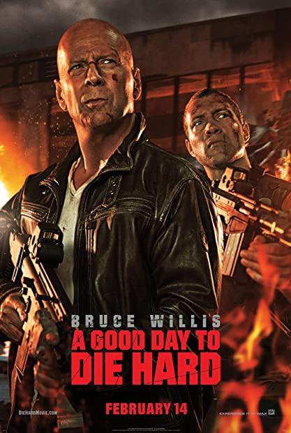 A Good Day to Die Hard (2013) 720p BluRay x264 Dual Audio Hindi English AC3 5 1 - SP3LL