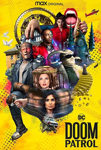 Doom Patrol S03E03 Dead Patrol 720p HMAX WEBRip DD5 1 x264-NTb