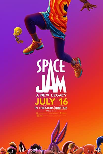 Space Jam a New Legacy 2021 720p BluRay 800MB x264-GalaxyRG
