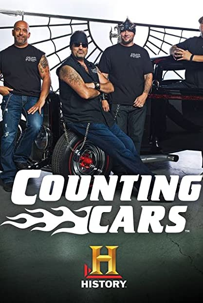 Counting Cars S10E02 720p WEB h264-BAE