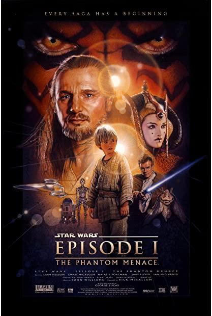 Star Wars Episode 1 the Phantom Menace (1999) 720P Bluray X264 Moviesfd