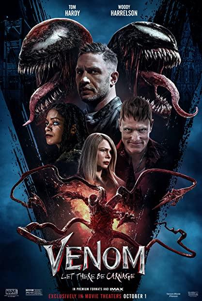 Venom Let There Be Carnage 2021 V2 HDTS 850MB c1nem4 x264-SUNSCREEN