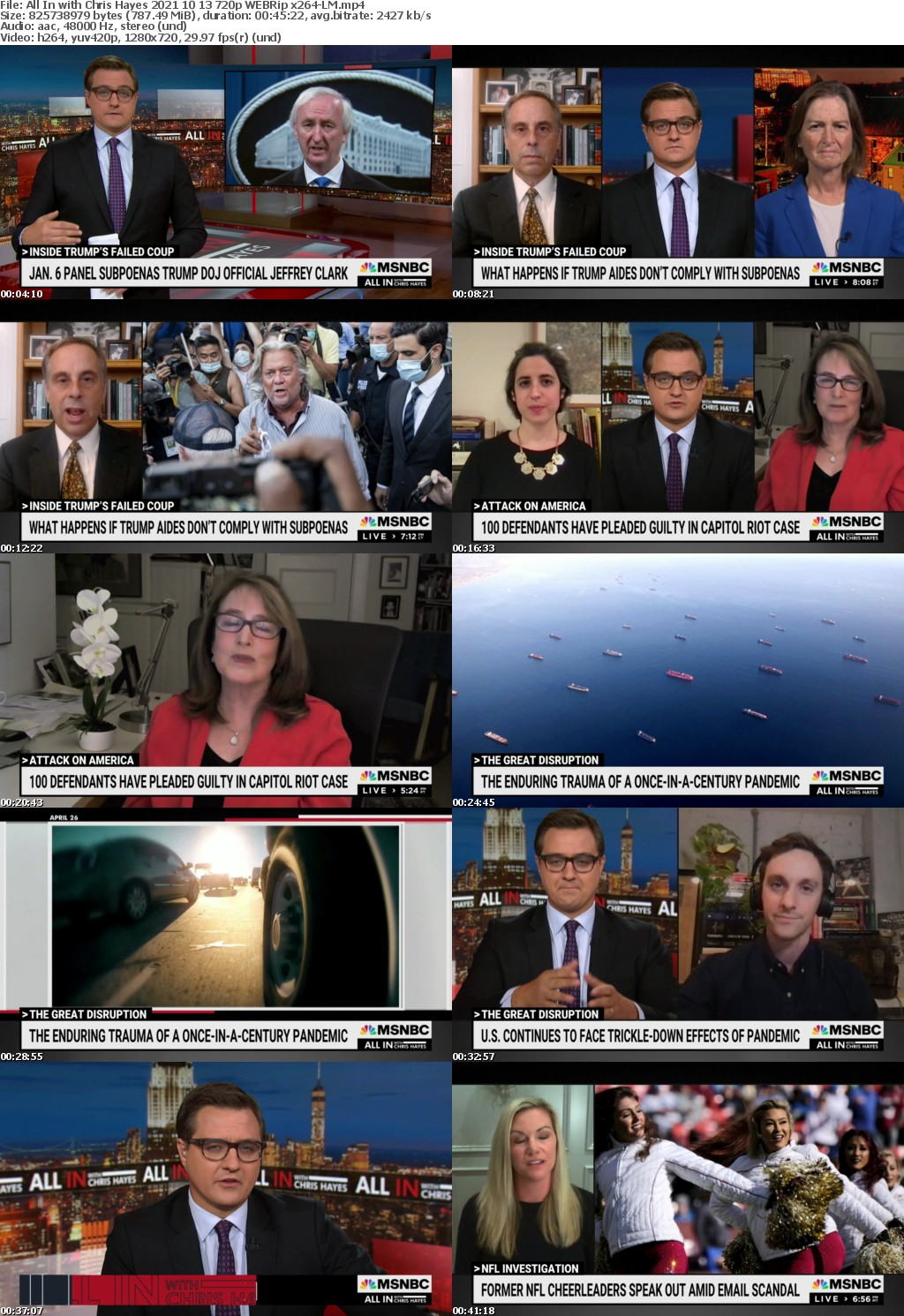 All In with Chris Hayes 2021 10 13 720p WEBRip x264-LM