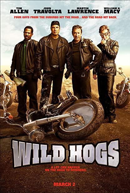 Wild Hogs 2007 720p BluRay 999MB HQ x265 10bit-GalaxyRG