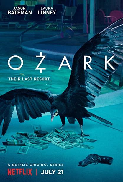 Ozark Season 03 S03 720p WEBDL x265 Hindi English AC3 5 1 ESub - SP3LL